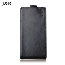 J R Brand Leather Flip Business Style High Quality Case for Lenovo P780 Phone Cover Bags
