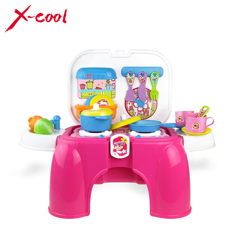 Children's Playsets / Kitchen Utensils Cooker / Kitchenware / Baby Simulation Cooking Educational Toys / Play House Role Toys(China (Mainland))