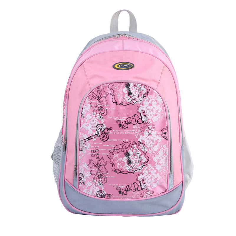 Luggage Bags Special Purpose Bags School Bags Polyester fabric printed 6 12 year old Girl Students