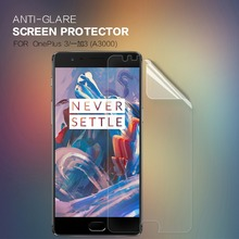 Buy 2 pcs/lot Screen Protector For Oneplus 3 3T A3000 NILLKIN Matte Film Scratch-resistant Frosted Protective Film For One plus 3 3T for $5.70 in AliExpress store