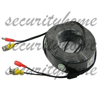 40M VIDEO & POWER CCTV CABLE USE FOR CCTV CAMERAS