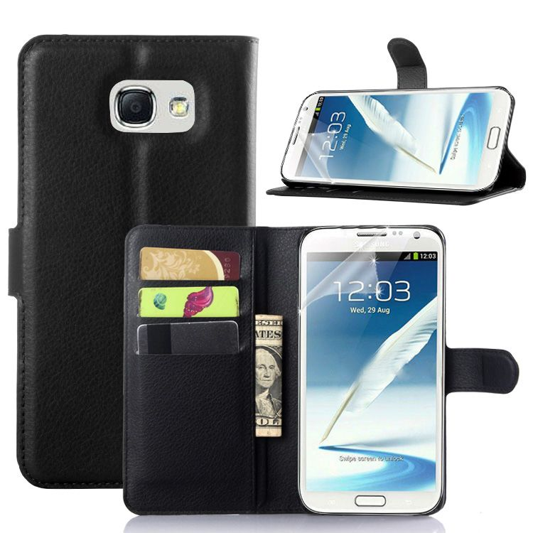 For Samsung Galaxy NOTE 5 case cover,New 2015 luxury flip leather wallet stand phone case cover For Samsung Galaxy NOTE 5(China (Mainland))