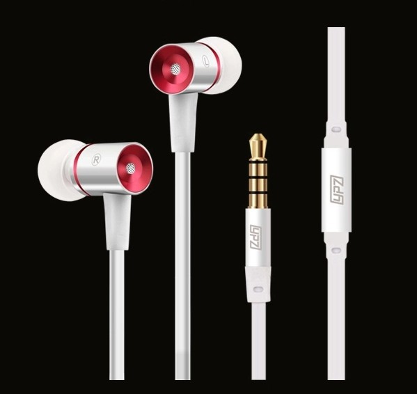 Brand New YPZ In-ear Earphone With Mic For Samsung MP3 MP4 Xiaomi Huawei PC Best Bass High Quality Free Shipping(China (Mainland))