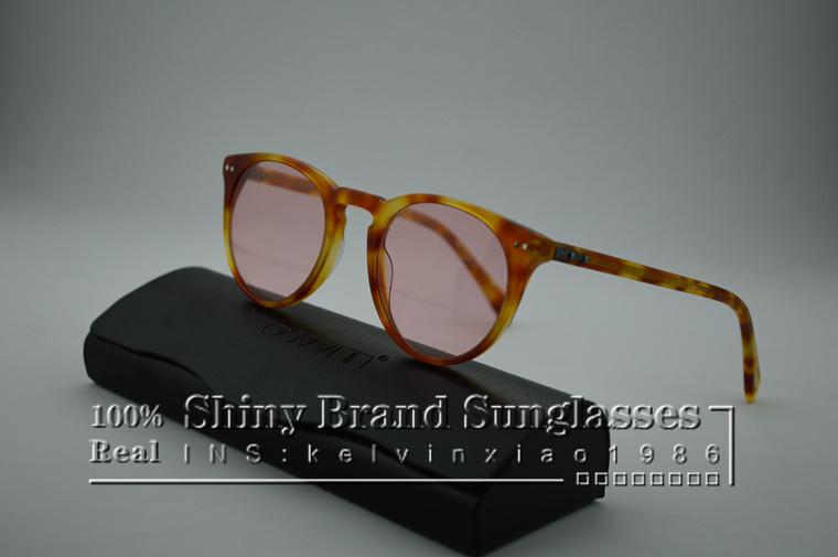 2015 HOT! new factory Sells Directly Custom dyed lens  oliver people 5256 Sir O malley sunglasses Vintage  designer brandОдежда и ак�е��уары<br><br><br>Aliexpress