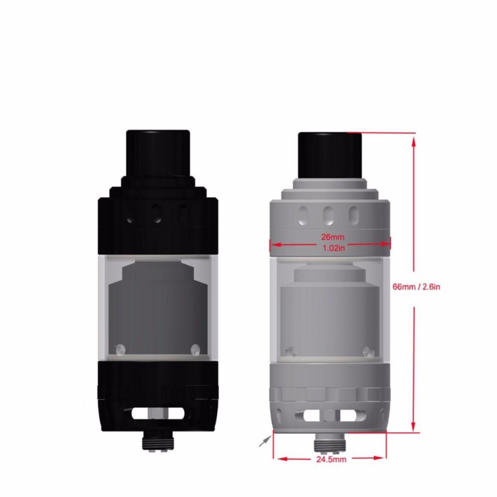 ถูก 100%เดิมธูV3 RTAถัง-5มิลลิลิตร