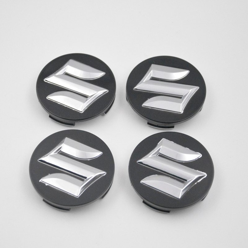 54mm 3d car rim badge wheel center hub cap wheel emblem covers for Suzuki SWIFT Sport SX4 Alto car styling(China (Mainland))