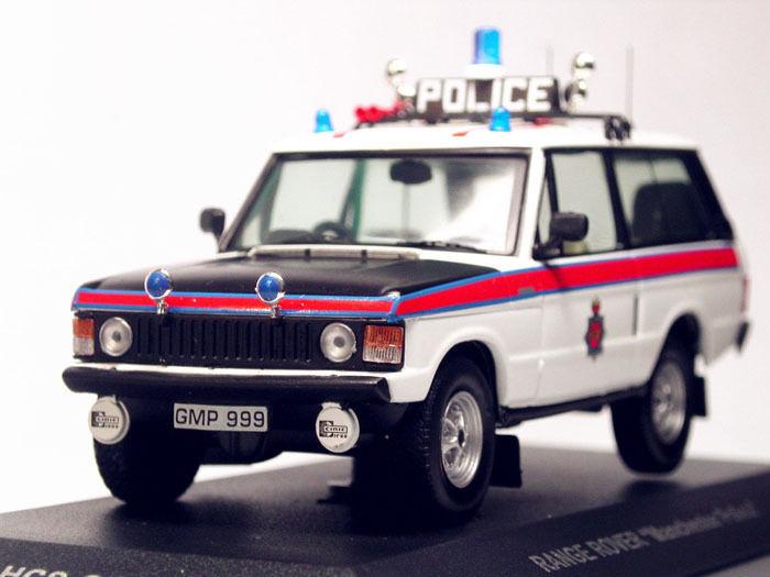"1:43 ""Manchester Police"" Car Diecast Model Car(China (Mainland))"