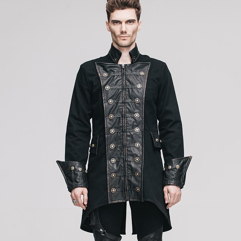 Acquista all 39 ingrosso online stile gotico cappotto da for Nuovo stile coloniale in inghilterra