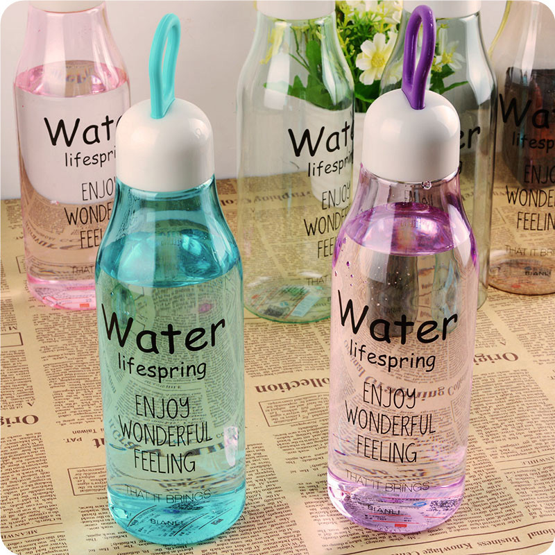 My Water Bottle Bpa Free Straw Type Botella de Agua Shaker Drink Bottle Protein Shaker Plastic Mug Botellas Para Agua Space Cup(China (Mainland))
