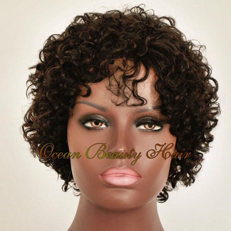 cheap human wig nature girl wigs