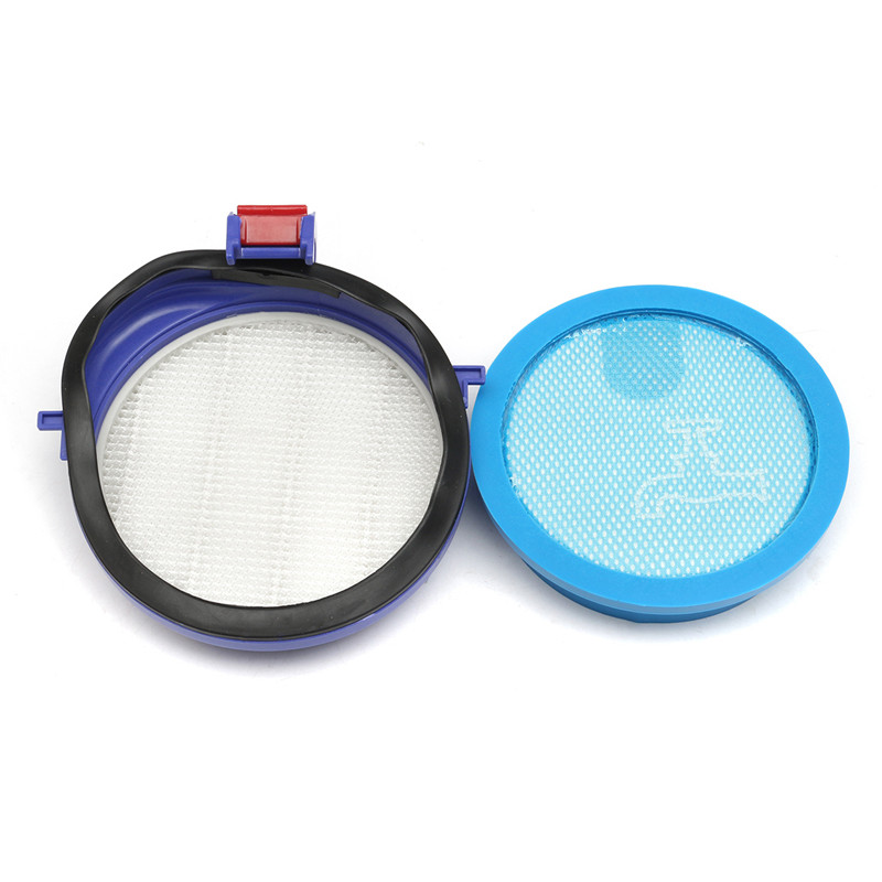 Washable Pre Motor Lifetime Filter & Post Motor HEPA Filter Kit Vacuum Cleaner Parts Durable Quality(China (Mainland))
