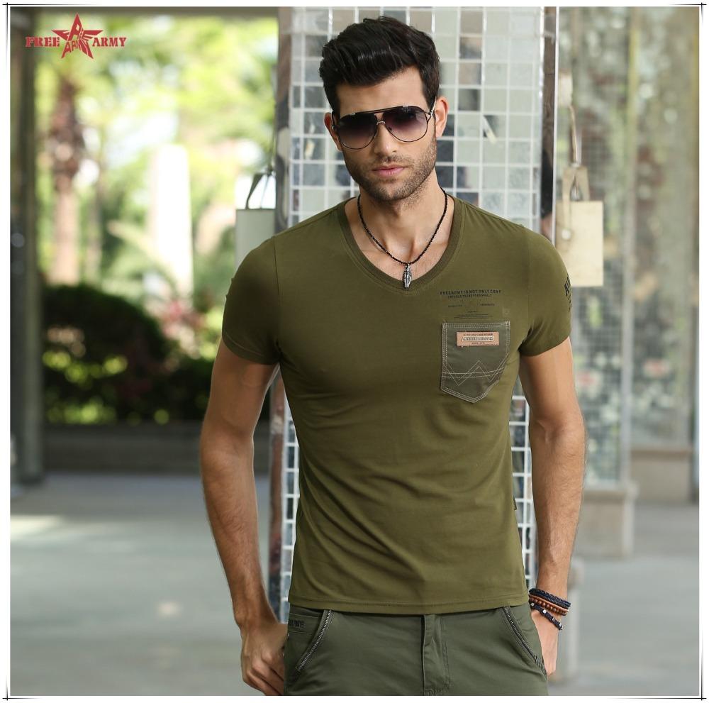 Free Army Brand t shirt men O-neck Summer Men T Shirt superior Cotton T-Shirt Men fashion T Shirt Mens tops & tees MS-6238A(China (Mainland))