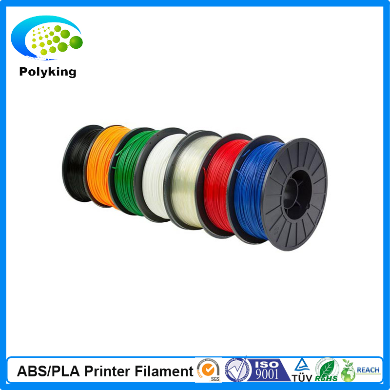 Free Shipping High Quality 3D printer filament ABS 1 75mm for Makerbot Replicator2 stand fit perfectly