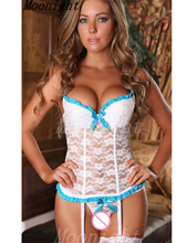 2016 Hot Women Sexy Lingerie Lace Dress Sexy Underwear Sexy Sleepwear G-string Set Sexy Costumes Erotic Lingerie No stockings