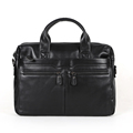 Genuine leather men messenger bags cowhide Shoulder leisure men s bag business portable briefcase 14 Laptop