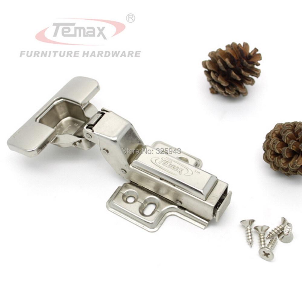 Insert 35mm cup blum cabinet hydraulic kitchen US door hinges brass damper damper soft closing cupboard furniture door hinge(China (Mainland))