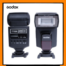 Buy NEW Godox TT520 Flash ThinkLite Electronic On-camera Speedlite Canon Nikon Olympus Pentax Cameras for $41.88 in AliExpress store