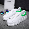 Super Light All White Women Casual Shoes Outdoor Breathable Unisex Walking Shoes Women Flatform Shoes Lovers