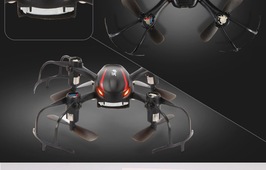 High Quality MJX x902 MINI RC Drone 2.4G 4CH 6-Axis with 3D Rollover Headless Model RC Helicopter Quadcopter Drones VS jjrc H8