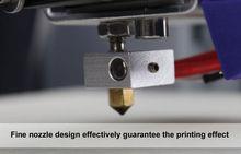 10PCS lot 0 4mm Print Head Extruder Nozzle M6 for Prusa i3 3D Printer