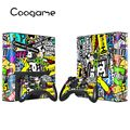 Stickthumb Stickers For Xbox 360E Console Skin 2 Decals For Microsoft Xbox360 E