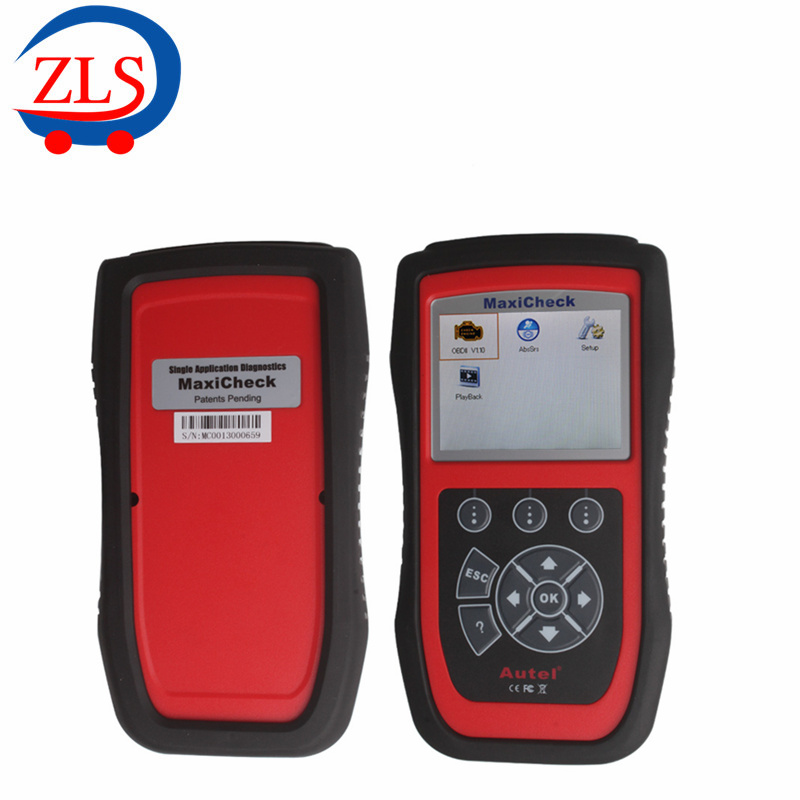 Autel MaxiCheck Airbag/ABS SRS Light Service Reset Tool MaxiCheck For 1996 and Newer Major Vehicle Models(China (Mainland))