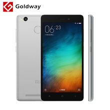 "Original Xiaomi Redmi 3 Pro Prime 32GB ROM Fingerprint ID Snapdragon 616 Mobile Phone 5.0"" 720P 3GB RAM 4100mAh 13MP FDD LTE(Hong Kong)"