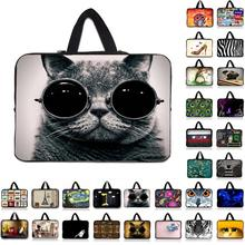Laptop bag case 17 17.4 15 15.4 14.4 13 11.6 10 inch Neoprene Laptop Sleeve For Notebook Computer Bag Pouch 13.3'' 15.6'' 17.3''(China (Mainland))