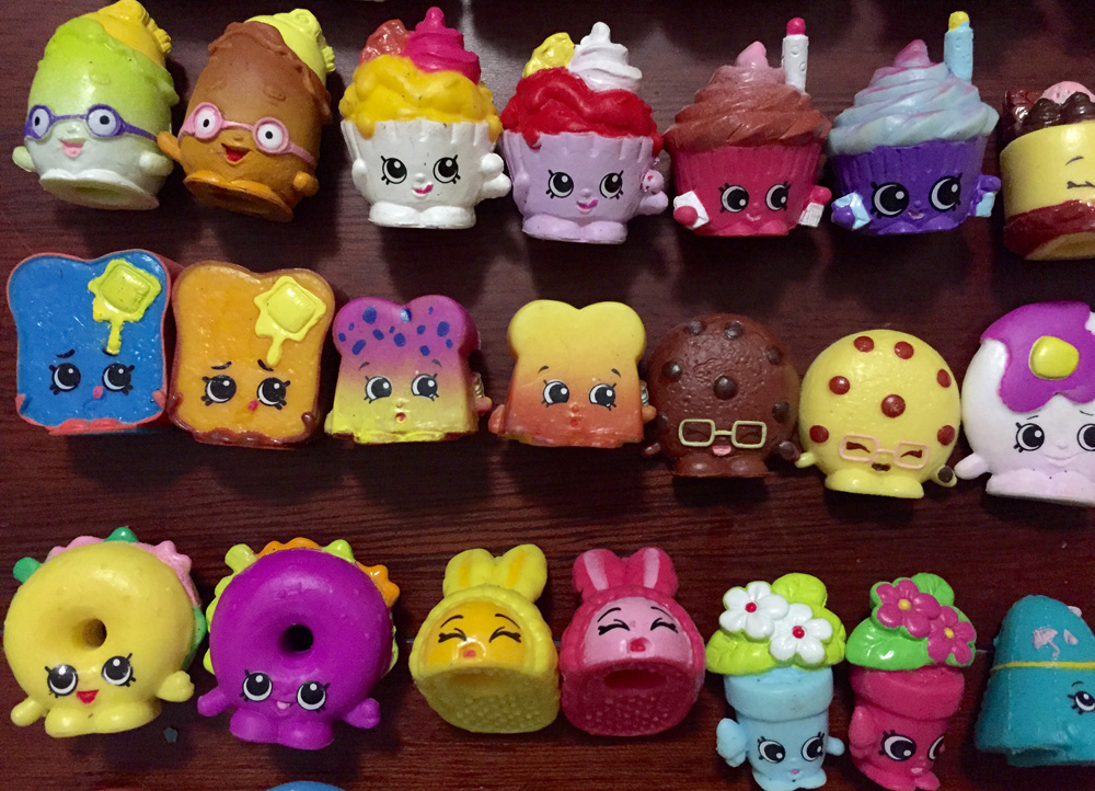 2016 Hot Real 10pcs/lot Shopkins Toys Gifts Shopkins Season 1 2 3 4 Kids Toys Shopkins Toys Christmas Gift Shopping Toys(China (Mainland))