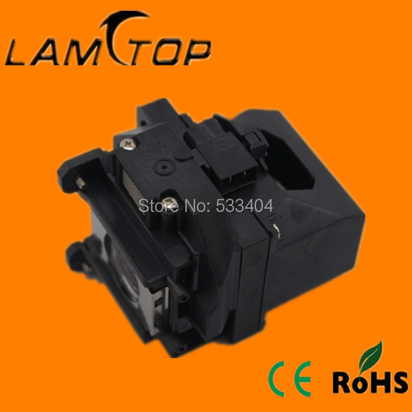 Фотография FREE SHIPPING  LAMTOP  180 days warranty  projector lamps with housing   ELPLP53/V13H010L53  for  VS400