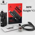 Electronic Cigarette Vaporizer Vape Mod E Cigarette Smoant Knight V2 TC Kit 80W Box Mod E