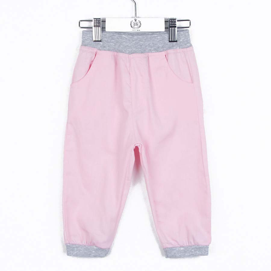 2015 summer child candy color pants boys clothing girls clothing kids knee-length pants capris 5 trousers A0887(China (Mainland))