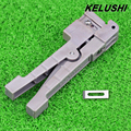 KELUSHI Fiber Optic Stripper Transverse Beam Tube Open and Stripping Knife Loose Casing for Ideal 45