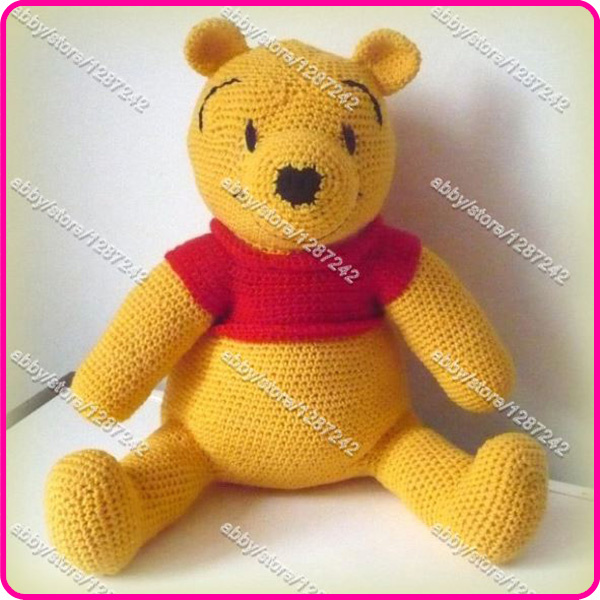 Knitted Toys Patterns Free Download