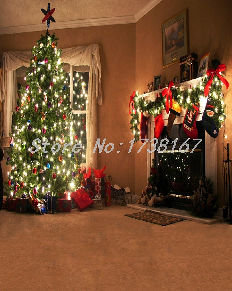 2015 New Newborn Photography Background Christmas Vinyl Photography Backdrops 200cm *300cm Hot Sell Photo Studio Props Baby L866<br><br>Aliexpress