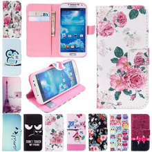 For iPhone 4 4s 5 5s 6 6s 7 Plus Leather Flip wallet Case Stand Luruxy Cases Cover For Samsung galaxy S3 S4 S5 Mini S6 S7 edge(China (Mainland))