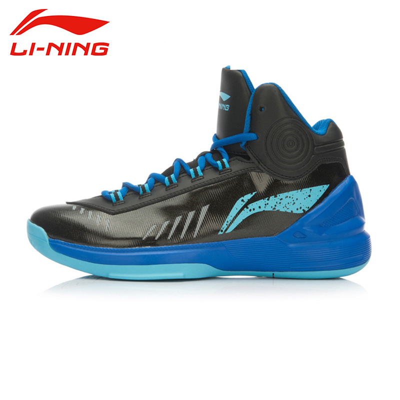 LI-NING Winter Breathable Height Increasing High-Top Popular Charming Sport Shoes Sneakers Basketball Shoes Men ABPK053 XYL019<br><br>Aliexpress