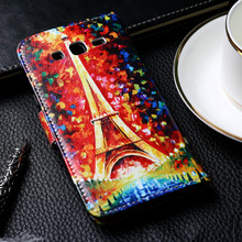 Luxury Painted PU Leather Cases Samsung Galaxy Grand Duos GT I9082 i9080 9060 Neo I9060 i9062 Plus gt i9060i 9082 9080 Case - ShenZhen T&P Technology Co., LTD store