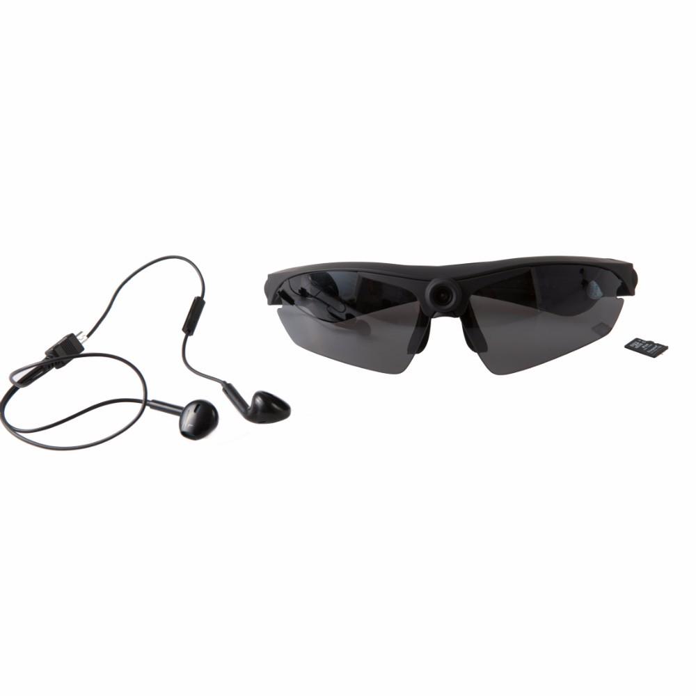NEW HD-V2 Smart Sunglasses HD 1080P Camera USB