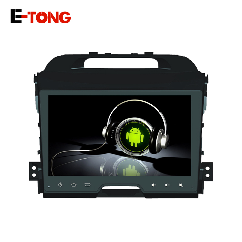 9 Inch Android 4.4 quad core Head unit Car DVD player Gps wifi 3G Radio for KIA sportage r/Sportage 2014 2011 2012 2013 2015 3<br><br>Aliexpress