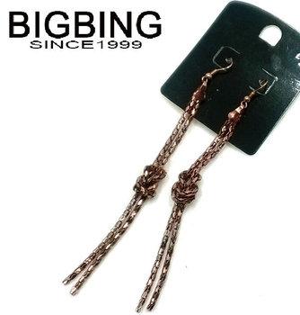 Bigbing ювелирные изделия шарм сплава кисточкой мотаться серьги мода ювелирные изделия мода высокое качество никель бесплатно J014