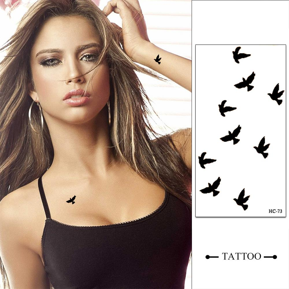 Временная татуировка Brand New
