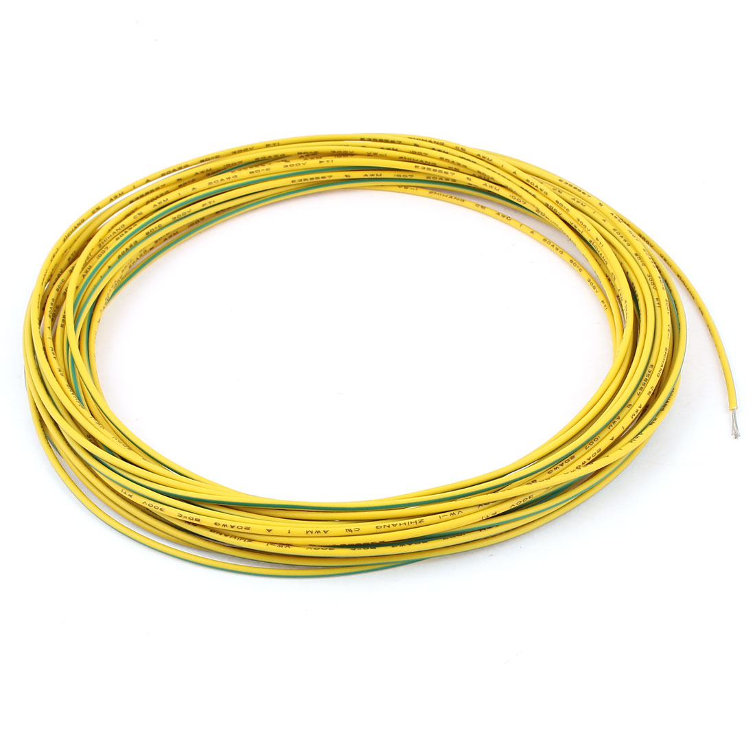 20Awg Tin Plated Stranded Wires Ul-1007 Electronic Wire Cable 5 Meter(China (Mainland))