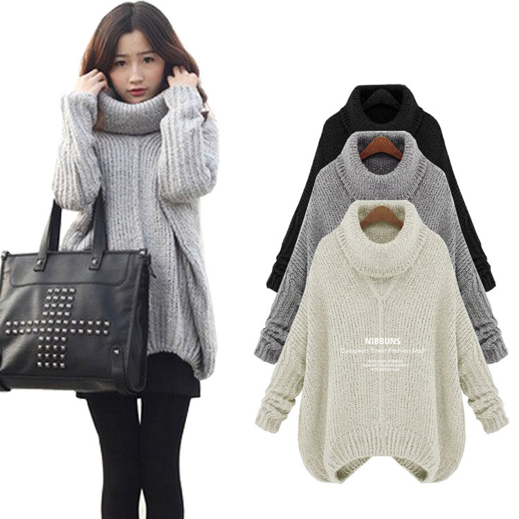 3Colors Maternity Sweater Outerwear Clothing Autumn Winter Sweater Clothes For Pregnant Women Turtleneck Pullover Freeshipping(China (Mainland))