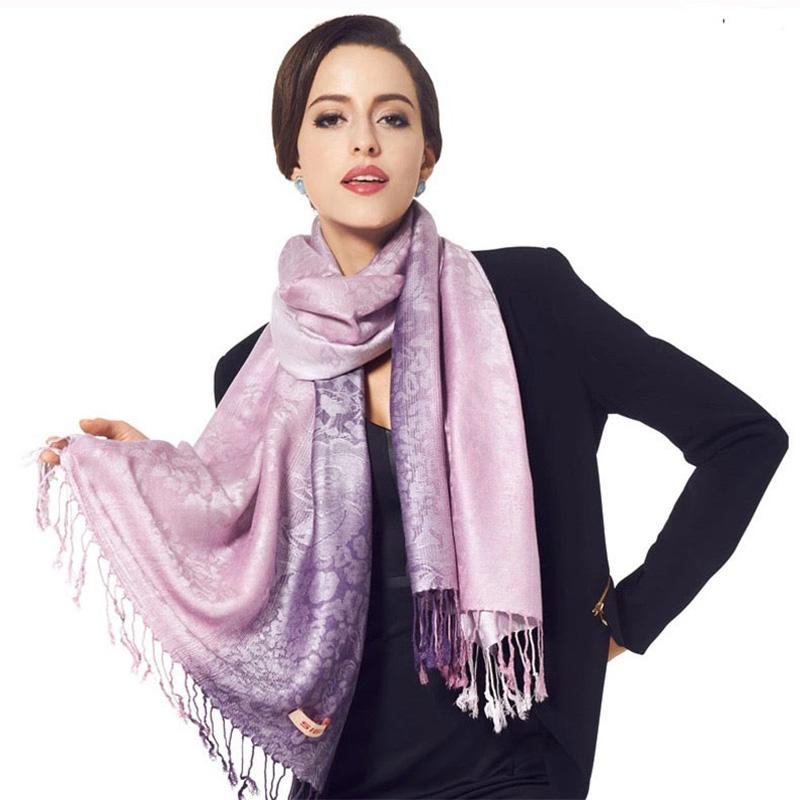 Jacquard scarves & Wraps for Women 2016 Brand Cashew leopard Long Shawls 180*70cm Cotton Fringes Pashmina Winter Silk Scarf(China (Mainland))