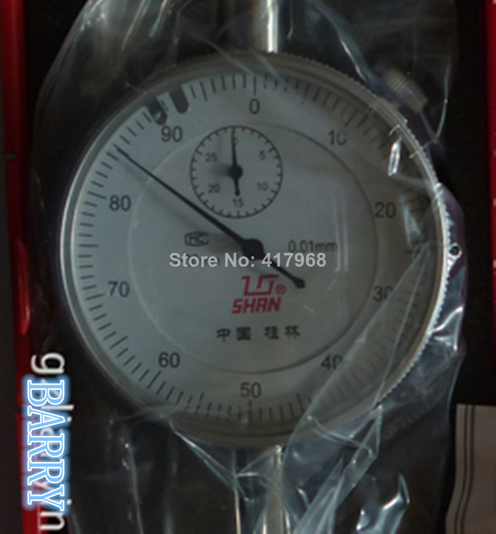 good quality 0.01mm 0-30mm dial indicator
