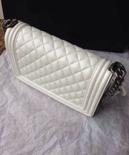 Free shipping 2014 original sheepskin le boy one shoulder cross-body women's handbag bag women messenger bags many color