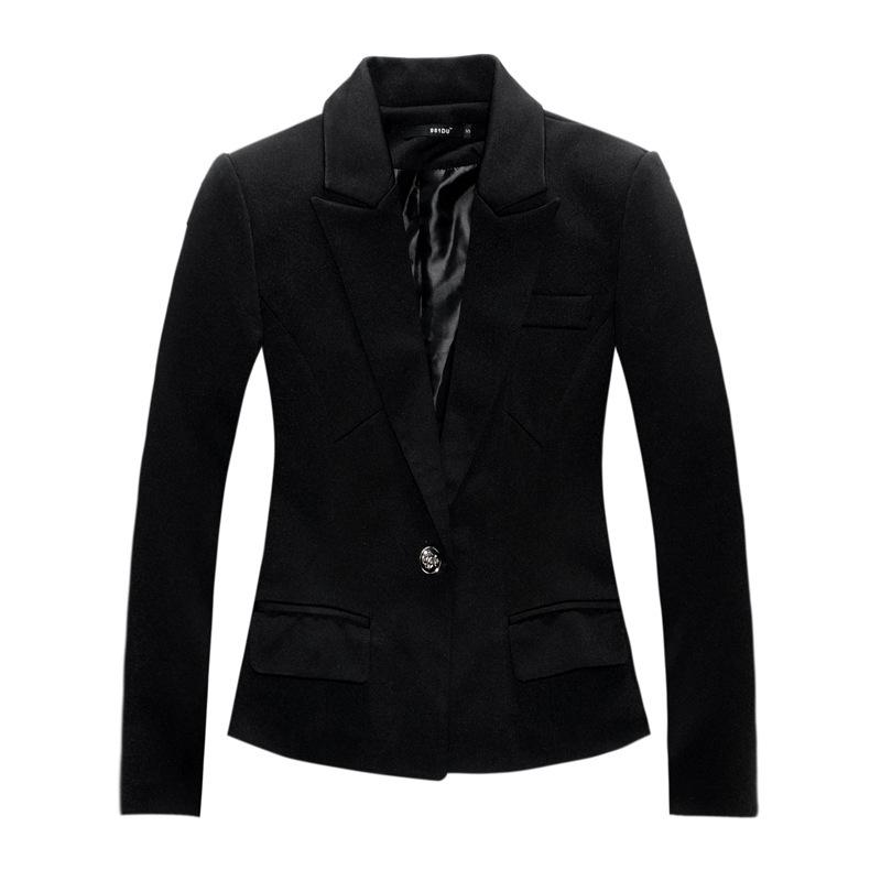 Black Suit Jacket Women