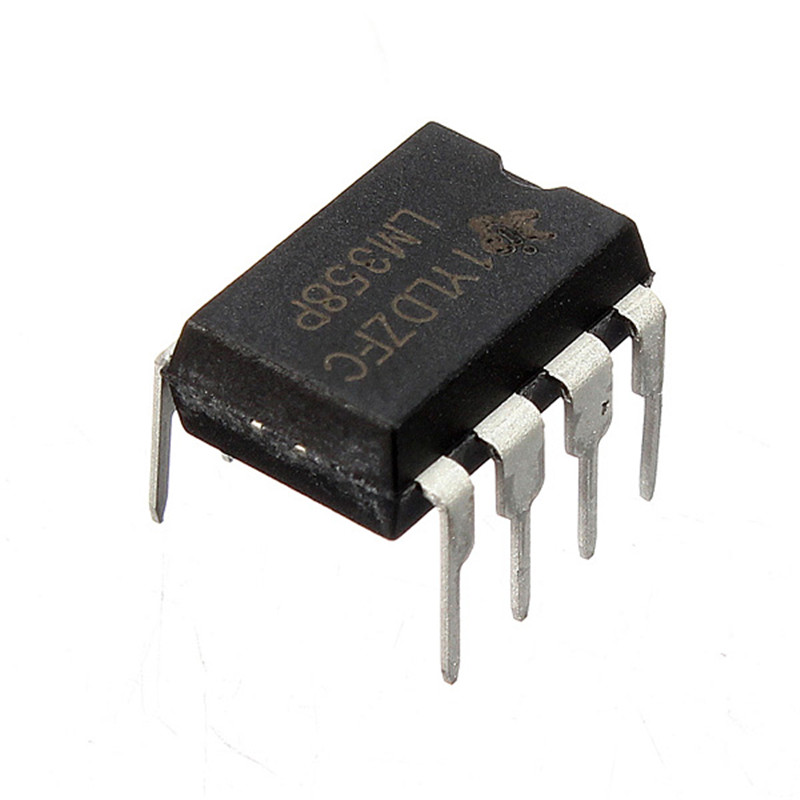 1pcs LM358P LM358N LM358 DIP-8 Operational Amplifiers IC 8 Pin Integrated Circuits Low input offset voltage and offset current(China (Mainland))
