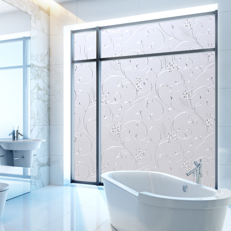 Opaque Privacy Decorative Glass Window Film Home Decor Static Self adhesive Window  Sticker Solid White. Compare Prices on Window Privacy Stickers  Online Shopping Buy Low